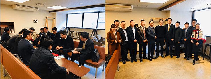 26日午前、R.project本社を訪ね、またForestVillageなどの運営施設を見学し、代表取締役丹埜倫氏よりご対応していただきました。